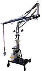 Оборудование для стеклопластика методом РТМ (RTM)
