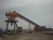 Стационарный бетонный завод HZS 75 «Changli» БСУ