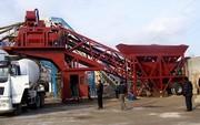 Мобильный бетонный завод «Changli» YHZS 50 (50 м3/час). БСУ