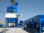 Асфальтный завод,  АБЗ,  LB 1500 (100-120 тонн) «Changli»
