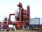 Асфальтный завод,  АБЗ,  LB 2500 (200 тонн) «Changli»