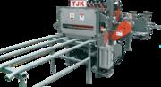 Автоматическая линия для сварки сетки TJK GWC(P)600-E