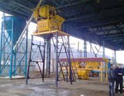 hzs25 мини бетоносмесительный завод